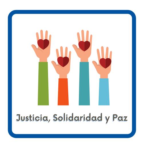 Acceso de la página de Justicia, Solidaridad y Paz